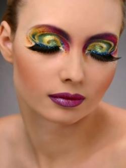 Candy Makeup Look