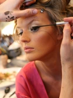 Runway Eye Makeup Tricks