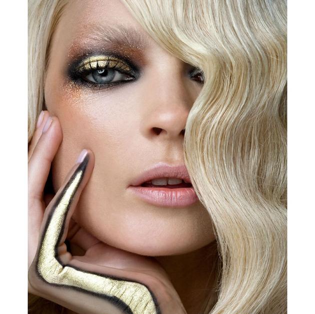 Metallic Eyeshadow: Tips, Looks and Trends