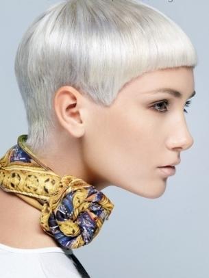 Get Rid of Brassy Blonde Hair