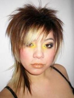 Tecktonik Hairstyles