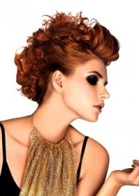 Stylish Frohawk Hairstyles