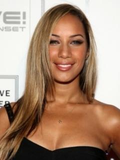 Leona Lewis Glam Hair Styles