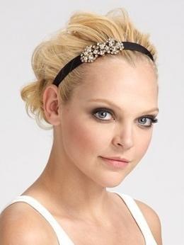 Fall Hair Accessories For Glam Hair Styles