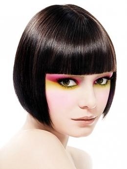 Chic Bold Bangs Hair Styles