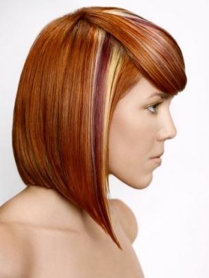 Ultra-Glam Hair Highlights Ideas