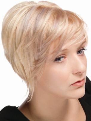 Stylish Short Layered Hairstyles