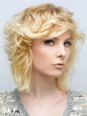 Face Slimming Medium Haircut Ideas