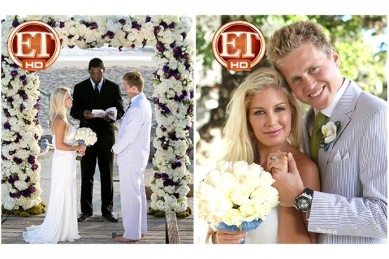 Heidi Montag and Spencer Pratt Renew Their Vows