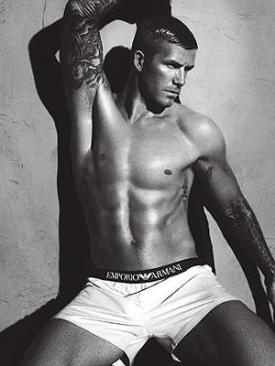 David Beckham Confirms Underwear Line