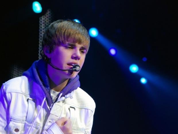 Justin Bieber Year's Most Influential Twitter Celebrity