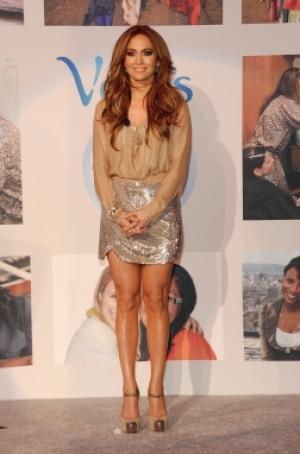 Jennifer Lopez Global Ambassador for Gillette Venus