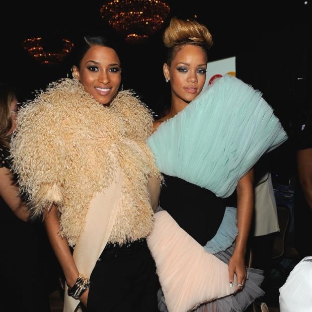 Rihanna vs. Ciara Twitter Battle
