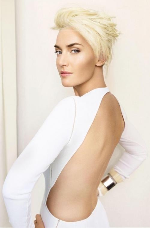 Kate Winslet Covers Vogue UK April 2020