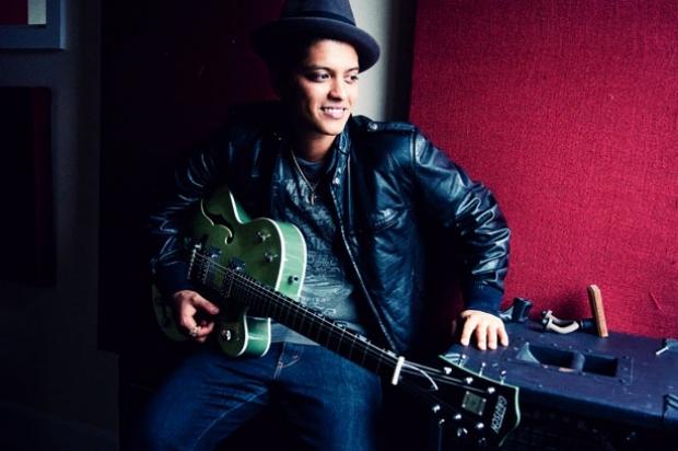 Bruno Mars Covers 'Billboard' Magazine