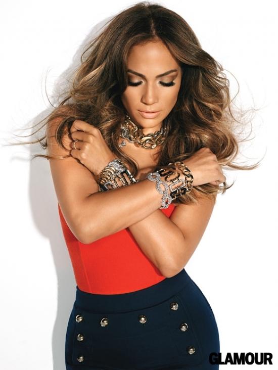 Jennifer Lopez Glamour December 2020 Cover