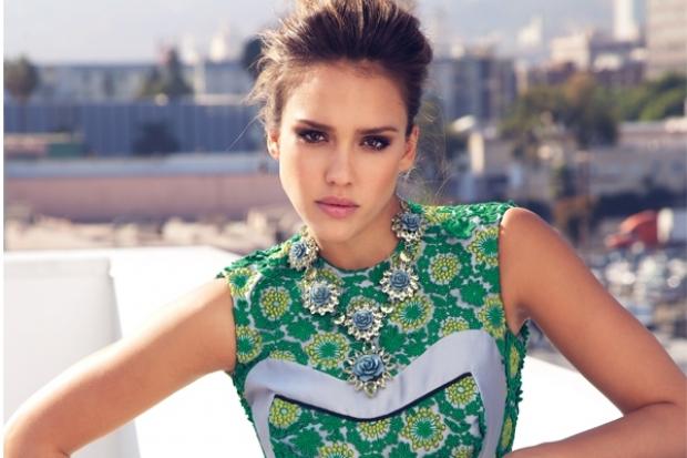 Jessica Alba Covers InStyle Australia January 2020
