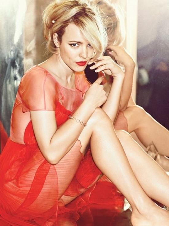 Rachel McAdams Covers Glamour February 2020
