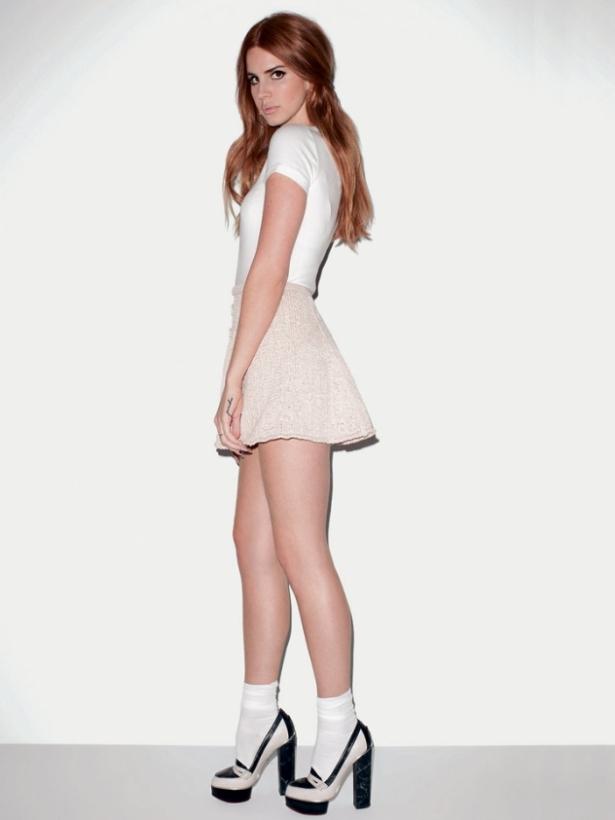 Lana Del Rey Covers T Magazine Women's Fashion Spring 2020