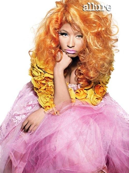Nicki Minaj Covers Allure April 2020