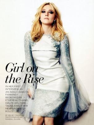 Dakota Fanning Covers C Magazine May 2020