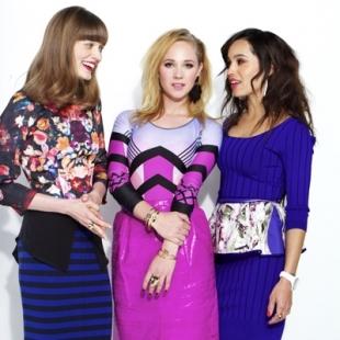 Zoe Kravitz, Juno Temple and Bella Heathcote Cover NYLON May 2020
