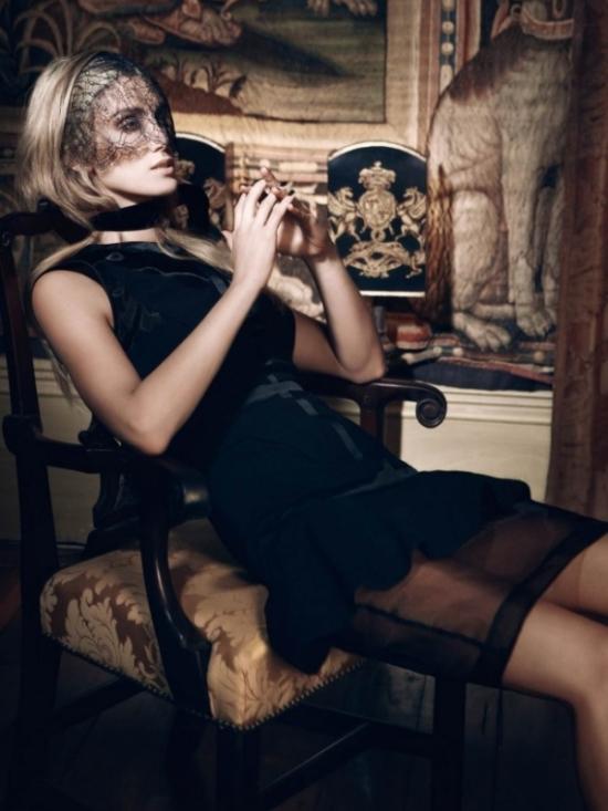 Delta Goodrem Covers Vogue Australia July 2020