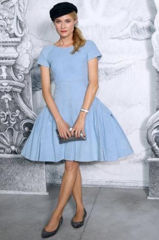 Diane Kruger is the Chanel Beauty Ambassador