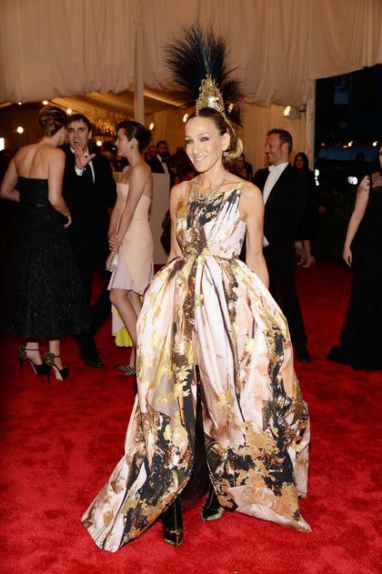 Sarah Jessica Parker Gets a Fashion Line