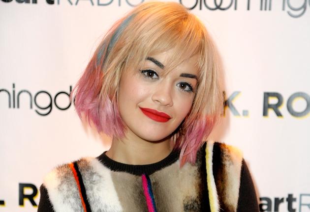 Rita Ora and Rimmel London Makeup Line Collaboration