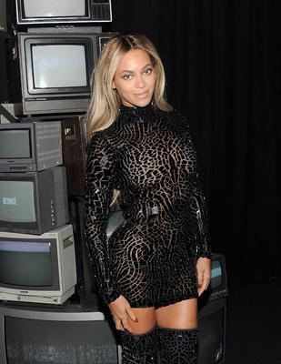 "Beyonce Calls Gender Equality ""A Myth"""