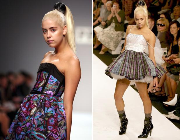 Peaches Geldof's Fashion Legacy