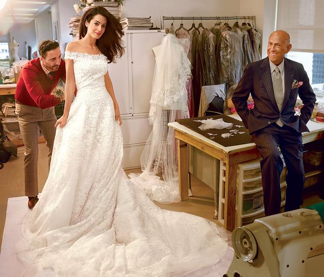 A Look Back at Oscar de la Renta's Best Dresses