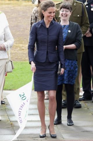 Kate Middleton Slim Figure Secrets