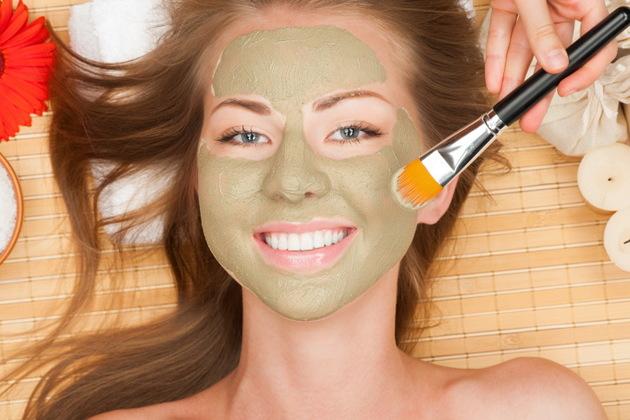 Natural Clay Facials