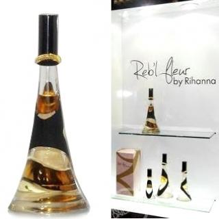 Rihanna's New Fragrance Reb'l Fleur Launch