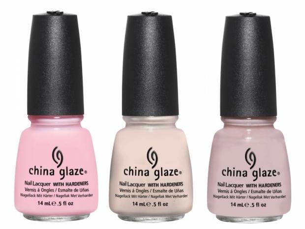 China Glaze BCA United in Purpose Nail Polishes