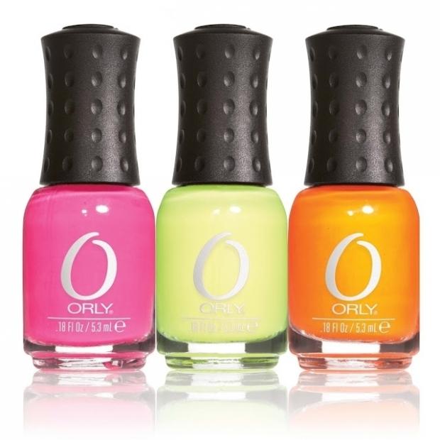 Orly Mini Trio Summer 2020 Nail Polishes