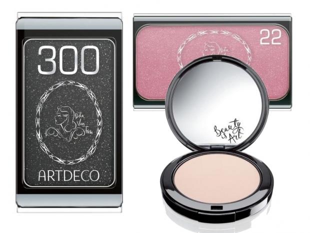 Dita Von Teese x ArtDeco Summer 2020 Makeup Collection