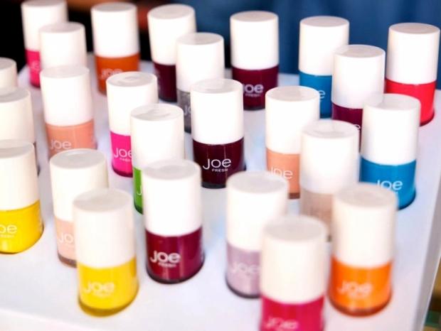 Joe Fresh Spring/Summer 2020 Nail Polishes