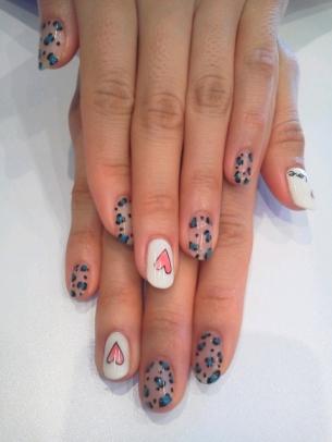 Summery Nail Art Designs