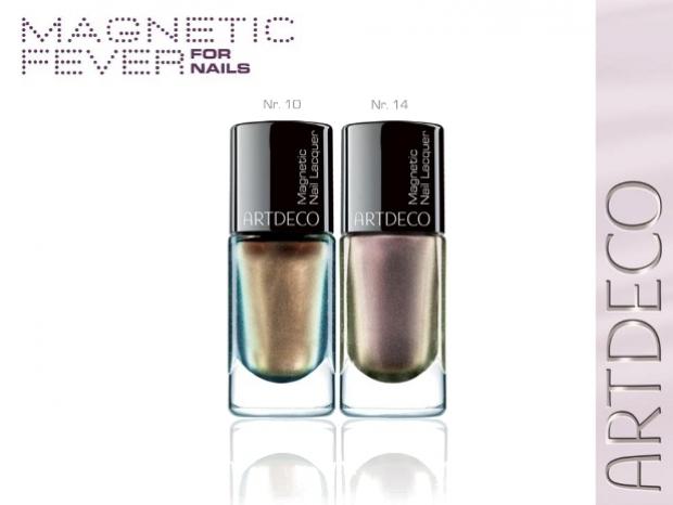 ArtDeco Magnetic Fever Fall 2020 Nail Polish Collection
