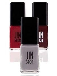 Jin Soon Launches First  Nail Polish Line