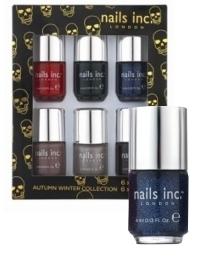 Nails Inc. Fall/Winter 2020 Nail Polish Collection