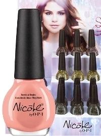Selena Gomez for Nicole by OPI Spring 2020 Nail Polishes