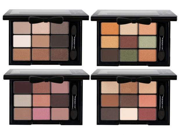 NYX Love in Paris Spring 2020 Eyeshadow Palettes