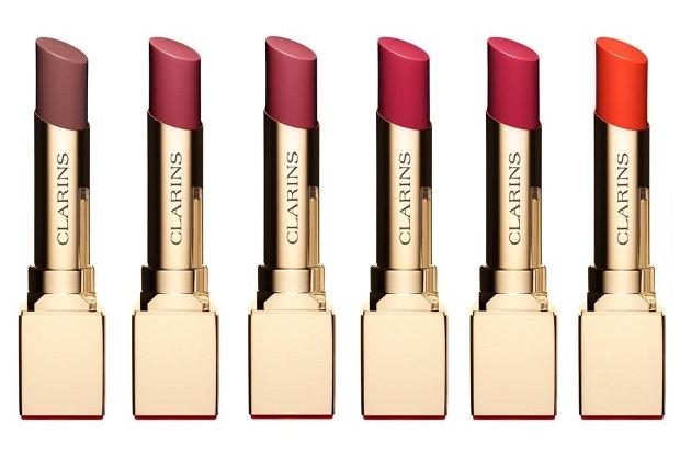 Clarins Rouge Éclat Spring 2020 Makeup Collection
