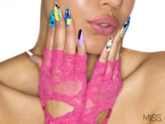 M.I.S.S x Minx Nail Wraps 2020