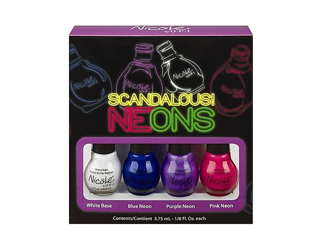 Nicole by OPI Neon Kits 2020