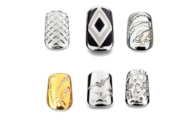 BOHEM Nail Jewellery Range